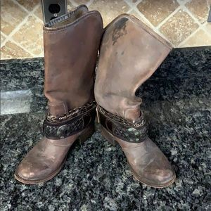 Freebird by Steven Breck Boots Size 9